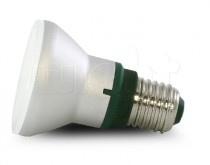 Lampadina LED a testa piatta